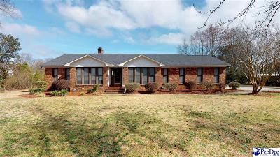 Florence Single Family Home Uc/Show For Back Up: 824 Preakness Lane