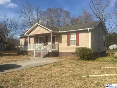 Marion SC Single Family Home For Sale: $85,900