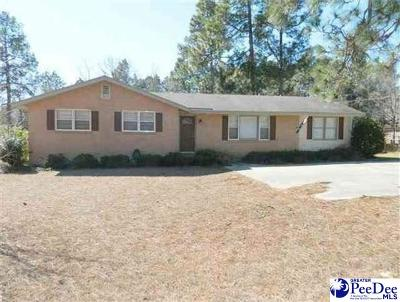 Hartsville Single Family Home Uc/Show For Back Up: 813 Lakeview Blvd