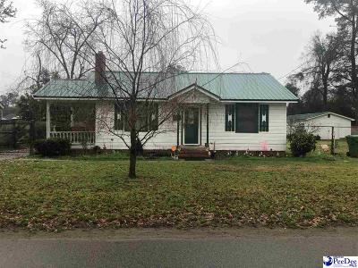 Florence SC Single Family Home New: $150,000