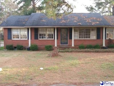 Florence Single Family Home Uc/Show For Back Up: 128 Wilson Road