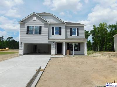 Florence SC Single Family Home For Sale: $258,673