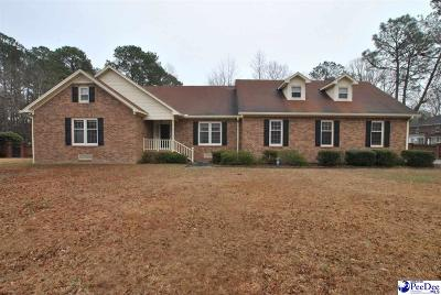 Florence SC Single Family Home New: $259,500