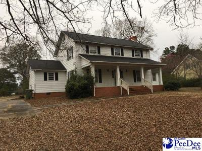Bennettsville Single Family Home For Sale: 100 Springdale