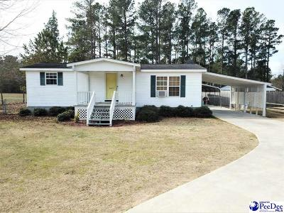 Marion Single Family Home Uc/Show For Back Up: 3805 W Hwy 76