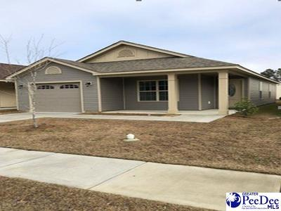 Florence  Single Family Home For Sale: 2136 Harbour Lane