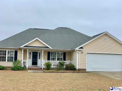 Florence  Single Family Home For Sale: 425 Pilchard