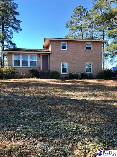 Hartsville Single Family Home For Sale: 1613 E Home
