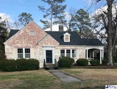 Darlington Single Family Home For Sale: 112 N Spain