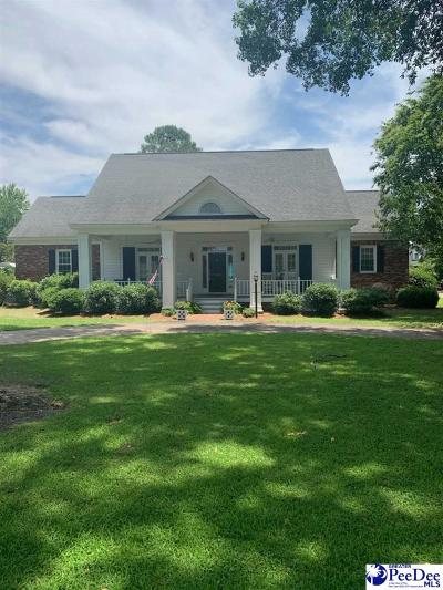 Hartsville Single Family Home Uc/Show For Back Up: 423 Hawthorne Drive
