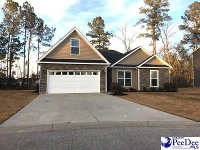 Florence Single Family Home For Sale: 2204 Spicewood Drive