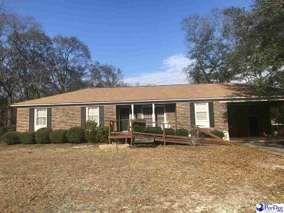 Darlington Single Family Home For Sale: 114 Gann Drive
