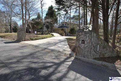 Florence County Single Family Home For Sale: 3848 Westbrook Drive