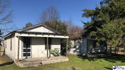 Single Family Home For Sale: 603 W Roughfork St