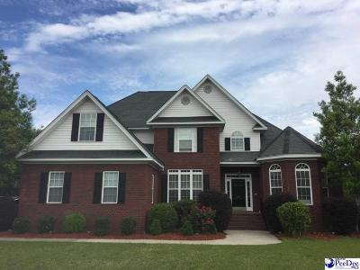 Florence Single Family Home For Sale: 1651 Jefferson Dr