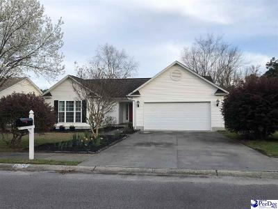 Florence Single Family Home Uc/Show For Back Up: 628 Evergreene