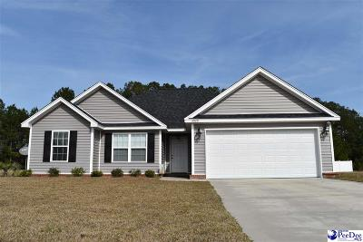 Florence Single Family Home Uc/Show For Back Up: 3020 Thornberry Drive