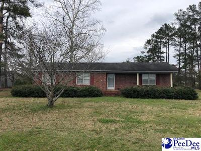 Florence Single Family Home Uc/Show For Back Up: 3516 S Irby Street