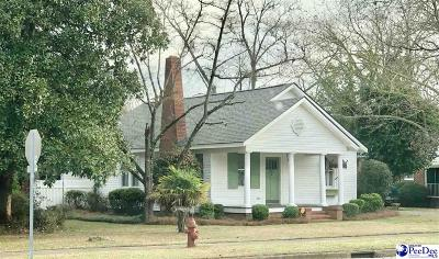 Hartsville Single Family Home For Sale: 703 W College Ave