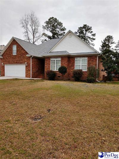 Florence Single Family Home For Sale: 1102 Took Place