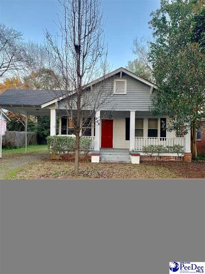 Florence Single Family Home For Sale: 204 Homestead