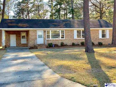 Florence Single Family Home For Sale: 3612 Carroll