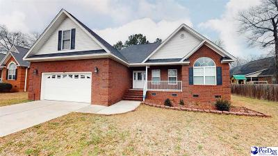 Florence Single Family Home For Sale: 995 Fern Bank Road