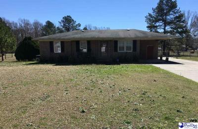 Hartsville Single Family Home Uc/Show For Back Up: 505 Russell Rd