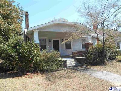 Florence  Single Family Home For Sale: 650 S Warley