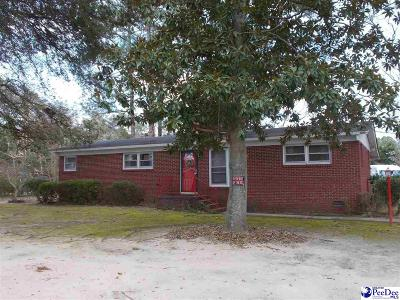 Hartsville Single Family Home Uc/Show For Back Up: 407 Haven Dr