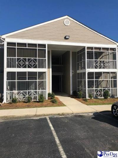 Florence Condo/Townhouse Uc/Show For Back Up: 1424 #3 Golf Terrace