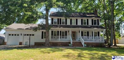 Florence Single Family Home For Sale: 445 Millstone Rd