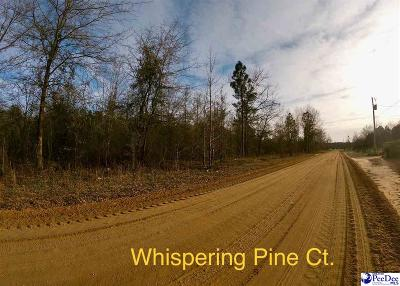 Residential Lots & Land For Sale: Whispering Pines Court