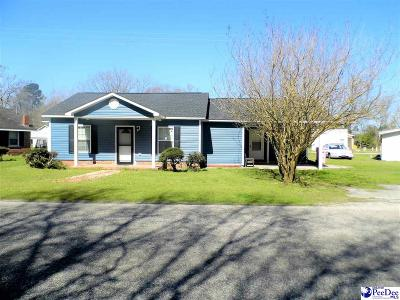 Lake View, Lakeview, Dillon Single Family Home Uc/Show For Back Up: 602 Old Kemper Rd