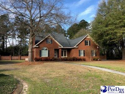 Florence Single Family Home Uc/Show For Back Up: 929 Oak Chase
