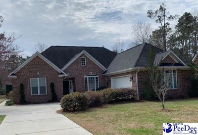Hartsville Single Family Home Uc/Show For Back Up: 1403 Seneca Trail