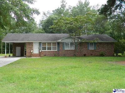 Kingstree Single Family Home For Sale: 149 Oakland Drive