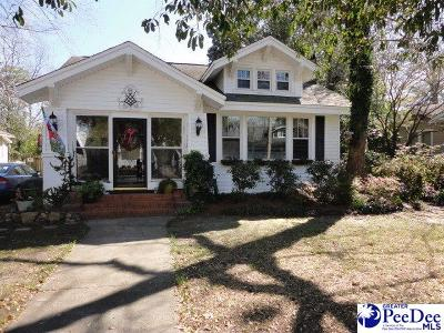 Florence Single Family Home For Sale: 818 King Avenue