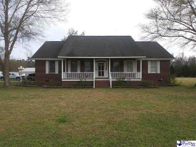 Pamplico Single Family Home Active-Price Change: 1672 Cox Road