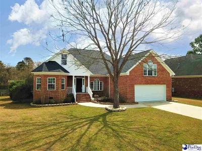 Florence County Single Family Home New: 936 Leyland