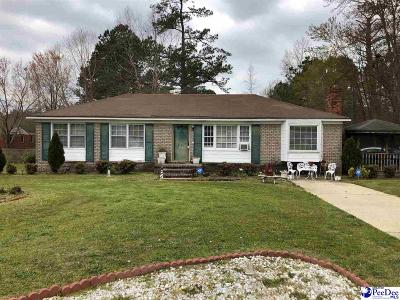 Florence County Single Family Home For Sale: 4135 Savannah Grove