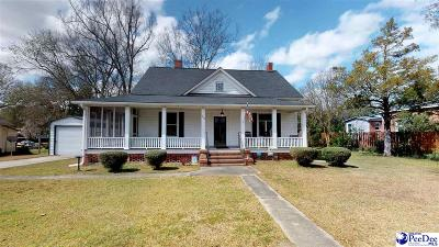Marion Single Family Home Active-Price Change: 105 N Withlacoochee Ave
