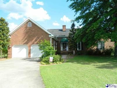 Florence County Single Family Home New: 1006 Troon Drive