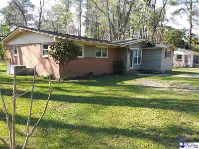 Florence County Single Family Home New: 2105 N Tobin Drive