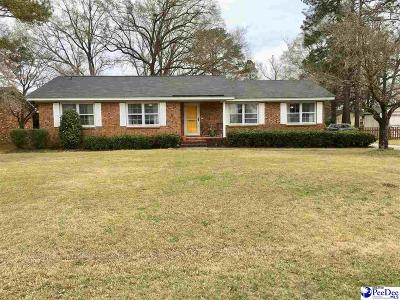 Florence Single Family Home For Sale: 2004 E Sandhurst