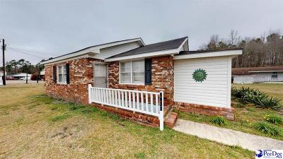 Marion Single Family Home For Sale: 2200 S Hwy 501