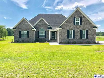 Florence County Single Family Home New: 4304 Monterey Drive