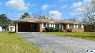 Florence  Single Family Home New: 321 E Rico Drive