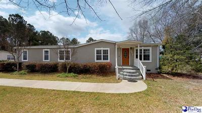 Florence Single Family Home New: 2317 Buckshot Rd
