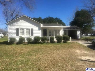 Marion County Single Family Home For Sale: 1119 Sandy Bluff Rd